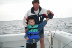 KIDS LOVE TO FISH