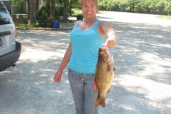 KELLEYS ISLAND SMALLMOUTH