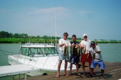 PORT CLINTON SPRING FISHING