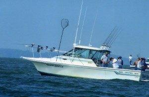 Charter fishing on lake erie port clinton marblehead for Port clinton fishing charters